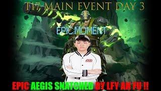 Video DOTA 2 [ Ti7 Main Event Day 3 High Lights ] LFY AH FU EPIC AEGIS SNATCHED download MP3, 3GP, MP4, WEBM, AVI, FLV Agustus 2017