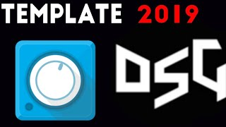 Avee Player Template DSG 2019 classic Version FREE DOWINLOAD!!!!