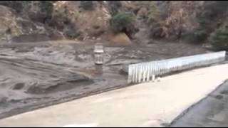 A Look At Harrow Debris Basin in Glendora