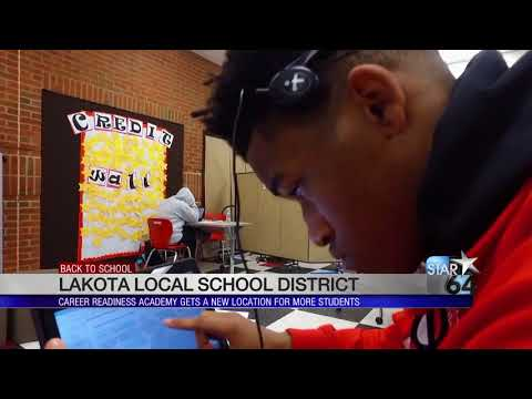Lakota high schools expand career-readiness program