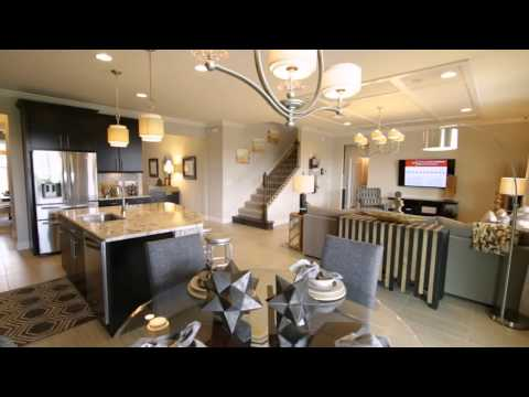 Beazer homes captiva model