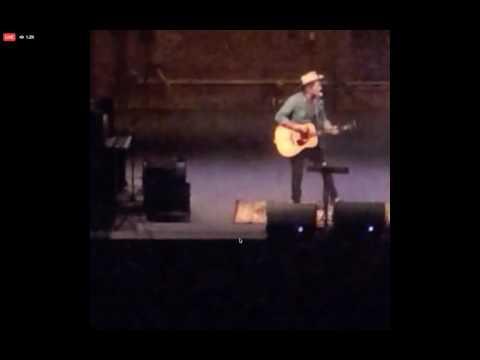 Butch Walker Live in Cartersville on 162017