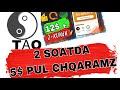 1 KUNDA 5$ DOLIR CHIQARAMIZ/ INTERNETDA PUL ISHLASH/ TAO