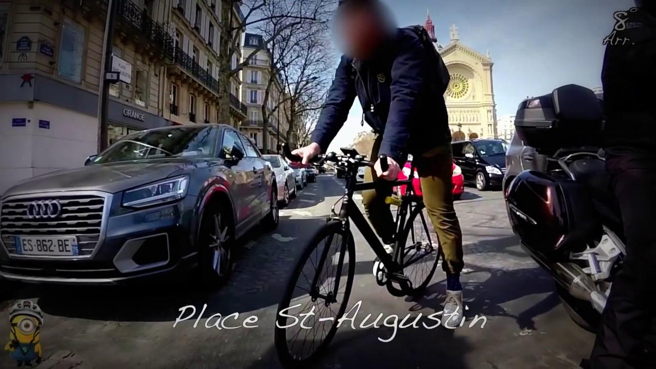 ???? Daily Obs N°33 ???? : Des restes de sas vélo et des vestiges de voies de bus cyclables...