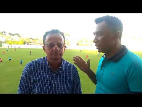Blog Hailton Pereira entrevista prefeito de Catolândia
