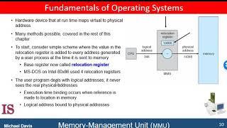 M4U9L3 Memory Management Unit