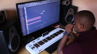 Thulane Da Producer  - Falcon Deep (Original Mix)  - In Da Studio