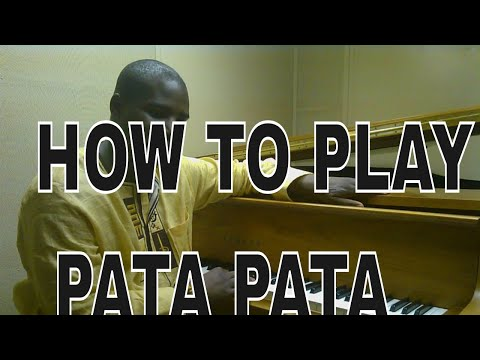MARABI LESSON : HOW TO PLAY PATA PATA BY MIRIAM MAKEBA