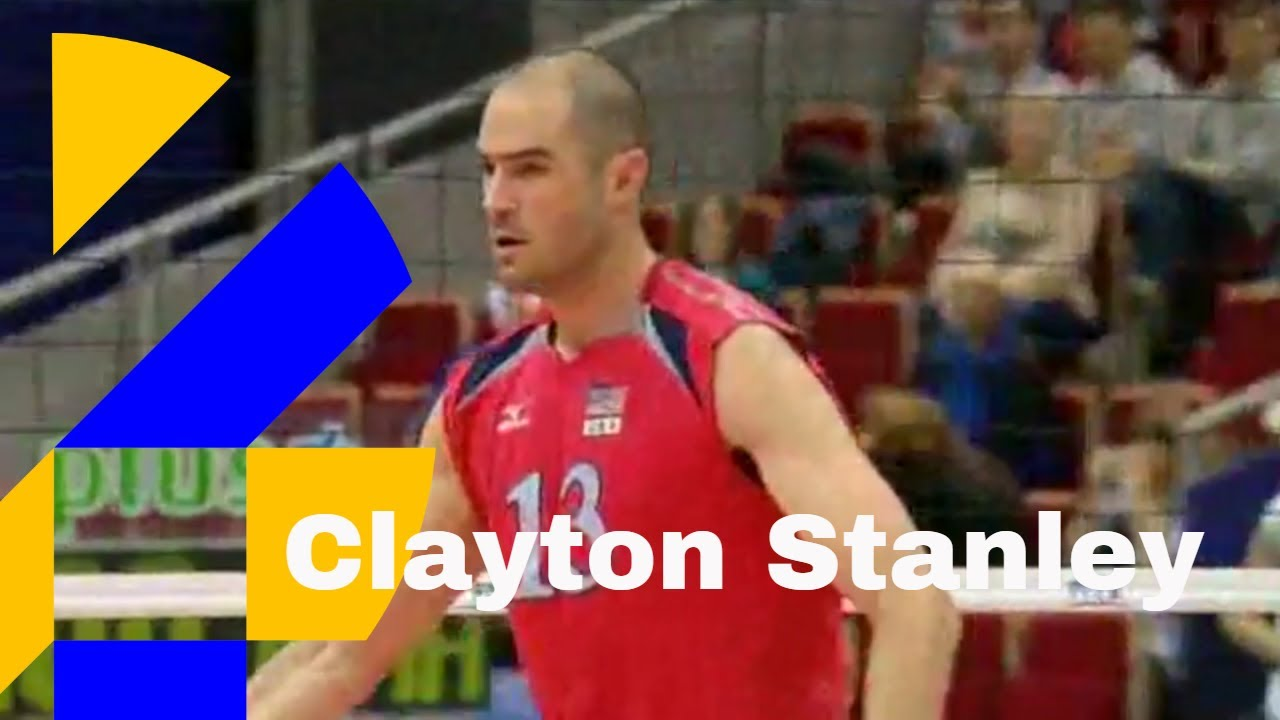 Clayton Stanley one of the Strongest Volleyball Players! - Top 5 Non-European List I The Debate