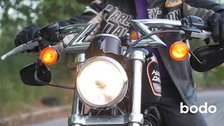 Урок на Harley-Davidson (Київ)