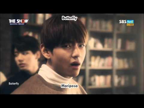 BTS - Butterfly (Sub Español- Hangul-Romanización) The Show