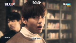 Video BTS - Butterfly (Sub Español- Hangul-Romanización) The Show download MP3, 3GP, MP4, WEBM, AVI, FLV Juli 2018