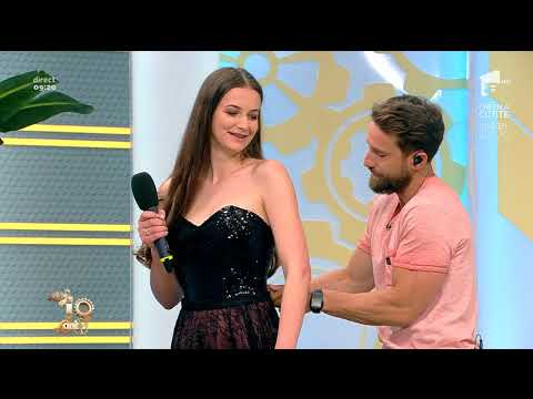 Ramona-Maria Vătămanu este reprezentanta României la World Next Top Model 2018