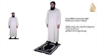richtig beten im Islam