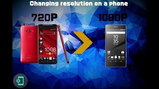 Change Your Phone's Resolution | Easy Dpi Changer (root)