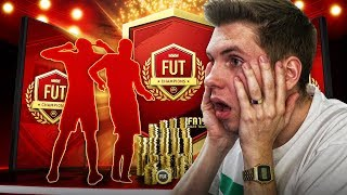 JEST PODWÓJNY WALKOUT!! NAGRODY ZA FUT CHAMPIONS i DIVISION RIVALS! / FIFA 19 ULTIMATE TEAM PL
