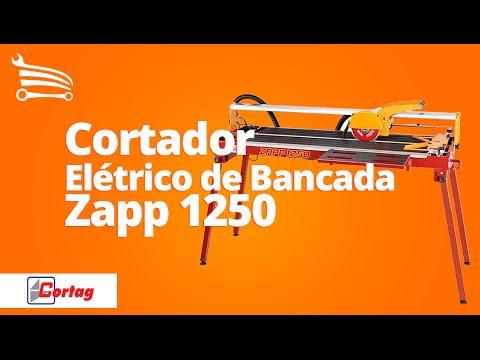 274800b54 Cortador Elétrico de Bancada Zapp 1250 1100W CORTAG - Loja do Mecânico