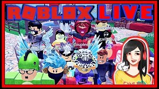 Roblox Live Stream Game Requests - GameDay Monday 79 - AM