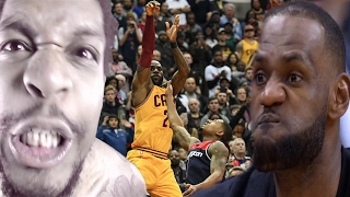 100% PROOF LEBRON IS BETTER THAN EVERYONE!!! CAVALIERS vs WIZARDS HIGHLIGHTS REACTION