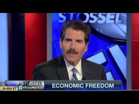 John Stossel - Economic Freedom and Prosperity
