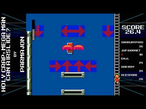 Make a Good Mega Man Level 2 Blind Run - Pt 19 - Holy Crap, Significantly Less Death