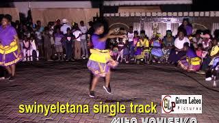 Gambar cover Swinyeletana new single hit track (Mita vaviseka)