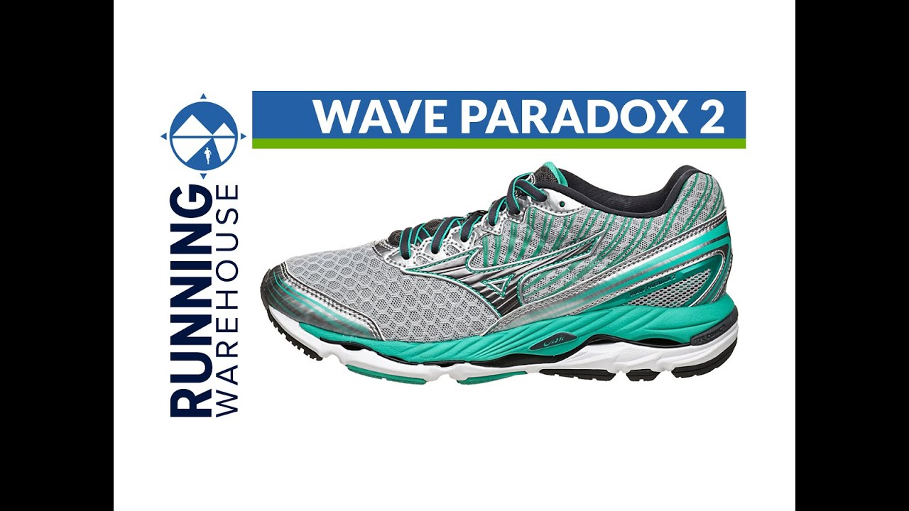 178ce6198d57 Mizuno Wave Paradox 2 for women. Running Warehouse