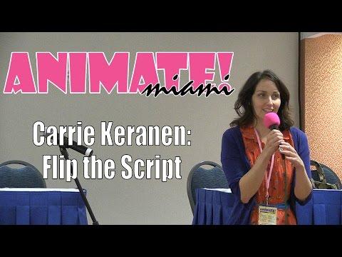Carrie Keranen: Flip the Script