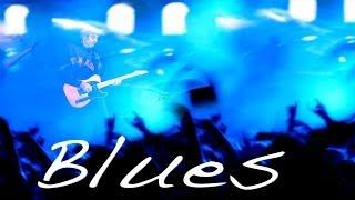 BLUES GUITAR - Boogie Shuffle - Guitar/Organ/Harmonica Music - Kenneth St. King