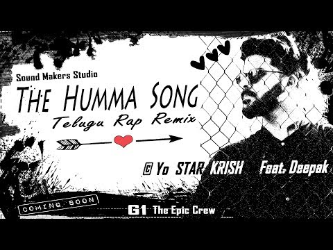 The Humma Song   English Cover   Yo Star Krish Ft   Baadshah   2018