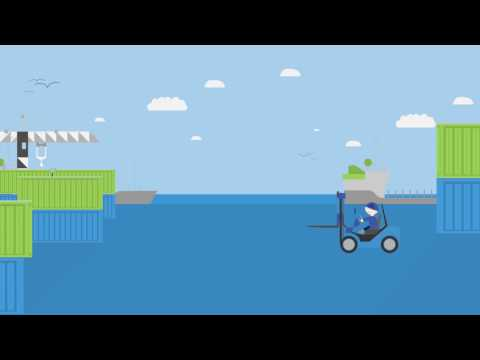 Damco's Ocean Freight  Full Container Load FCL
