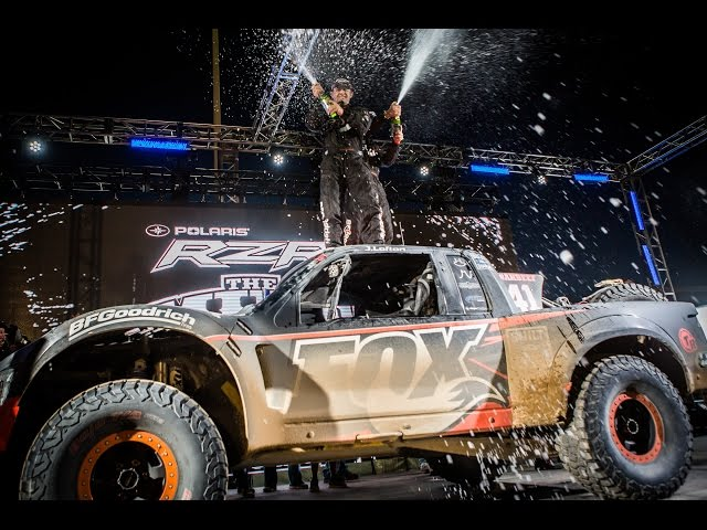 Atletas da FOX dominam Mint 400 de 2016