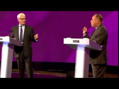 Scottish Independence Referendum 2014 [August 25th] Alaistair Darling v Alex Salmond