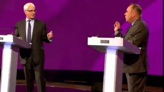 Scottish Independence Referendum 2014 [August 25th] Alaistair Darling v Alex Salmond