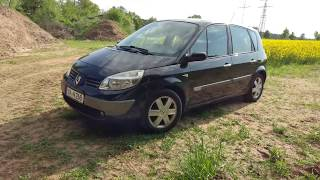Renault Scenic 2006 - Test Drive - ep.3 vânzare
