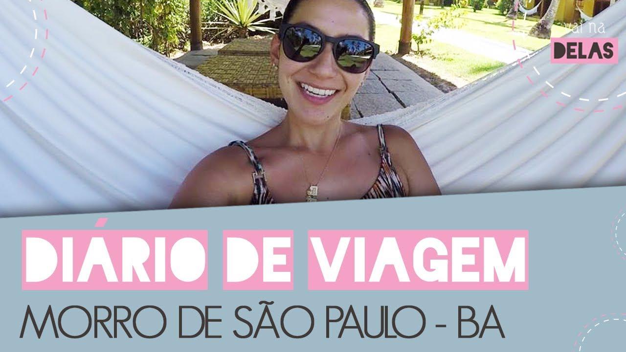 DAILY VLOG - Morro de São Paulo/BA