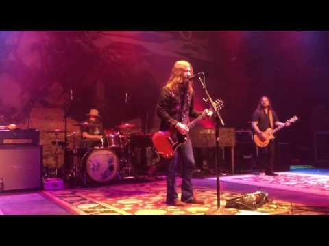 Blackberry Smoke Good One Coming On R-rated Version