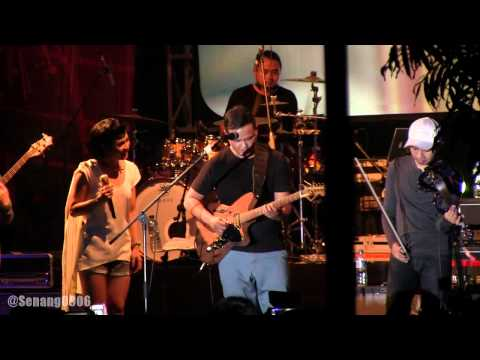 Andien - Moving On @ The 36th JGTC [HD]