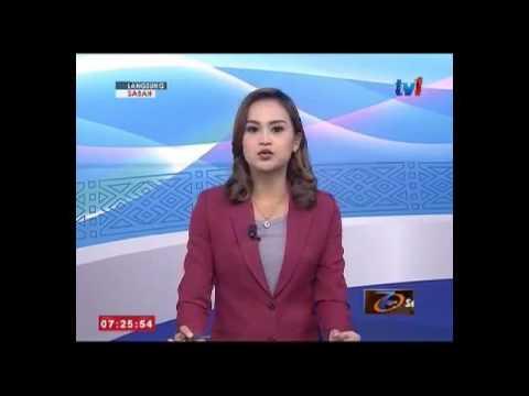 RTM NEWS about Royal & TYT SABAH (23/11/2016)