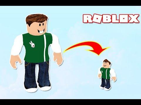 اطول رجل فى العالم لعبة roblox !! 😱🔥