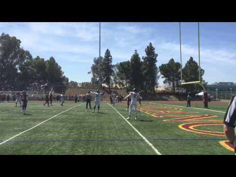 Merced College Knocks Off Los Medanos 44-14