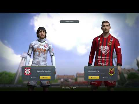 2 vs 2 FIFA Online 3 Gmod Ft. BingoPutih