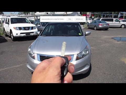 2008 Honda Accord EX-L 2.4 Startup, Engine, Full Tour & Overview
