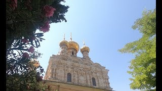 Russian Monastery of St Mary Magdalene Feast Day @ Jerusalem
