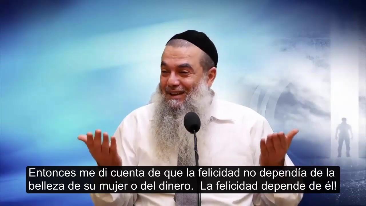 Rabbi Igal Cohen- 3 minutos de fe - por qué no somos felices