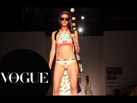 Day 3 - Wills Lifestyle India Fashion Week | Spring/Summer '15 | VOGUE India