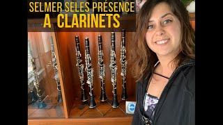 Selmer SeleS Presence A Clarinet Demo