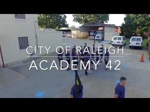 Raleigh Fire Academy 42