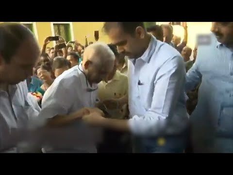 Ailing Goa CM Manohar Parrikar starts New Year by visiting office after 4 months Mp3