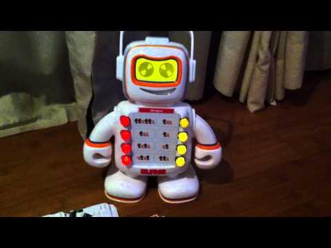 Playskool's Robot Alphie